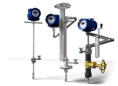 EMCO Flow Systems MassTracker Insertion Turbine Mass Flowmeter